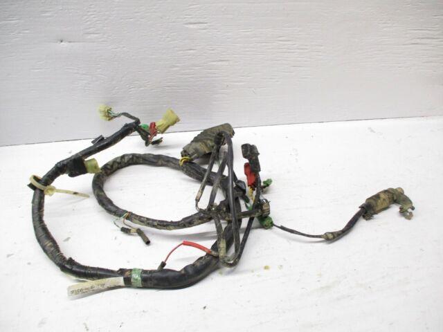 08 18 Honda Trx 250ex 250x Used Wiring Harness Wire Plug