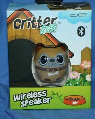Critter Tech Wireless Speaker