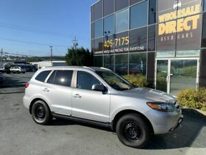 2009 Hyundai Santa Fe V6 LOW KM!! CLEAN CARFAX