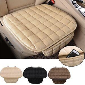 Auto Car Winter Sponge Plush Anti Slip Car Seat Cover