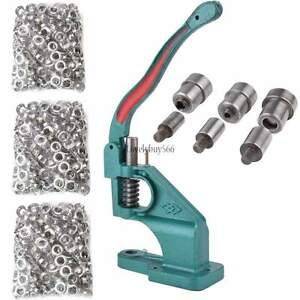 grommet tool machine