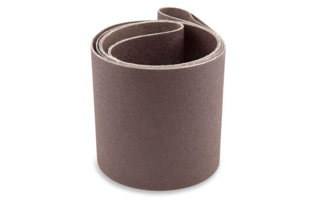 6 Pack 2 X 36 Inch 400 Grit Aluminum Oxide Premium Quality Metal Sanding Belts