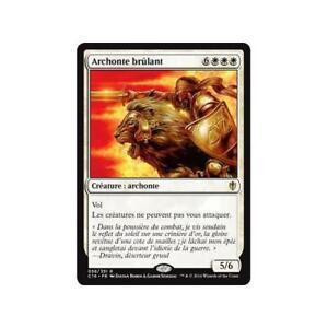 MTG-Magic-Playset-4x-Archonte-brulant-Commander-2016-VF