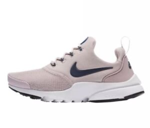 7c2b573bff86a Nike Presto Fly GS Youth Girls Trainers Gym Shoes 913967 602 Rose ...