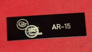 Colt-Firearms-Armalite-Display-Case-Plaque
