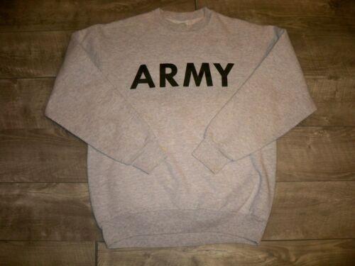 Vintage US ARMY Training Sweats Pullover Sweatshir