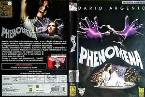 Dario Argento - PHENOMENA (1985) DVD EX NOLEGGIO - MEDUSA