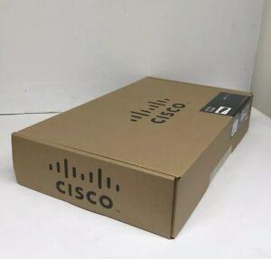 NEW-SEALED-CISCO-SG350-28-K9-28-Port-Gigabit-Managed-Switch-NEW-RETAIL