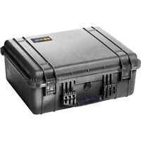 Pelican Medium Case W/foam For Camera (black)