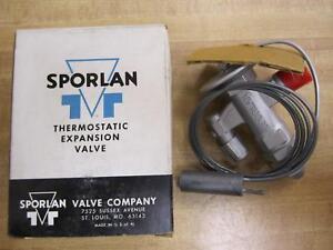 Sporlan GVE 1-1/2 GA Thermostatic Expansion Valve