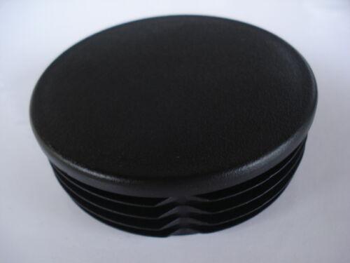 1 embout pour tube rond diamètre 140 mm bouchon ailette PVC obturateur