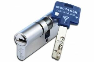 Details about MUL T LOCK INTERACTIVE PLUS SUPER CYLINDER DOOR LOCK HIGH  SECURITY 66MM
