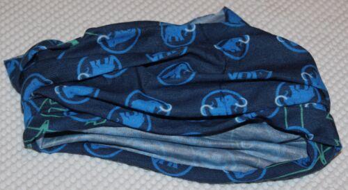 Mammut Zion NEU Stirnband Multifunktionstuch blau Mammut-Logo