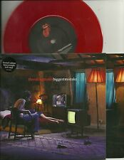 "Rolling Stones - Biggest Mistake (2006)  7"" -heavy RED Vinyl-"