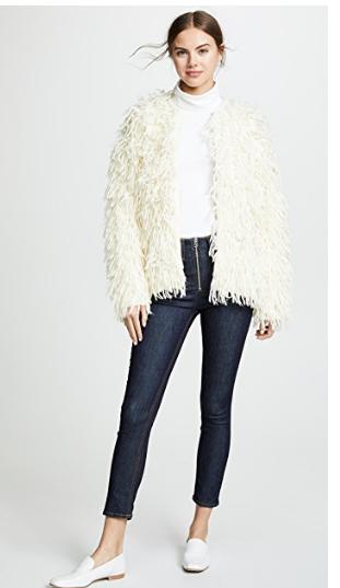 Rag and bone Amber ivory sweater cardigan uk xs new tags
