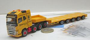 Herpa-304634-VOLVO-FH-16-GL-Cabeza-de-tractor-de-semicarga-Bajo-034-wiesbauer-034