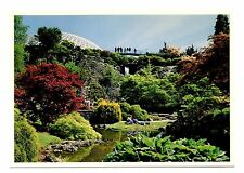 Queen Elizabeth Park Postcard Vancouver British Columbia Canada BC Garden Quarry