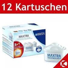 12x Original Britta Maxtra Plus + Wasserfilter Kartuschen
