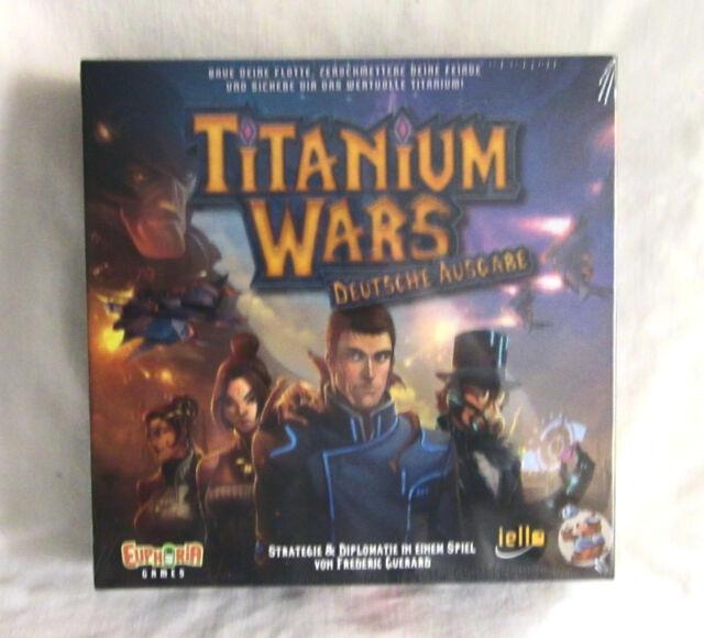Titanium Wars   Heidelberger Spieleverlag  OVP