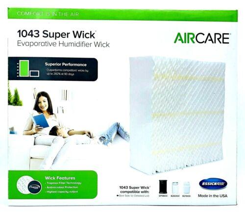 AirCare 1043 SUPER WICK EVAPORATIVE HUMIDIFIER FILTER ESSICK EP9800 826000