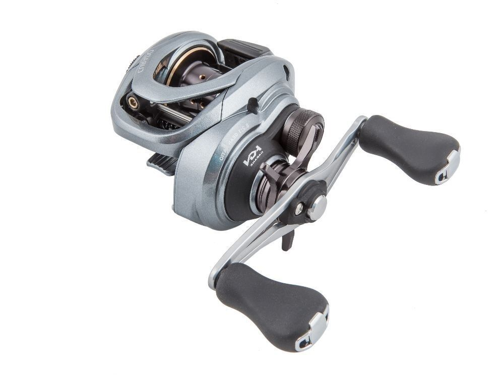 Shimano Curado CU71HG Casting Reel - 7.2 1 Retrieve Speed, Left Hand