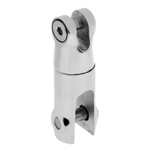 """Boat Marine 316 Stainless Steel Single Swivel Anchor Connector 1//4/"""" to 5//16/"""""""