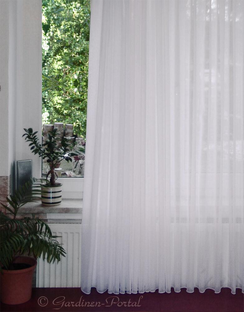 Fertigstore Langstore    Sophie  Store Gardine Vorhang komplett Sablé weiß 5267 | Guter weltweiter Ruf  64a943