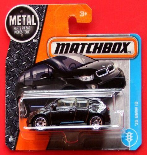 MATCHBOX 2017/'15 BMW i3 5//125 neu/&ovp