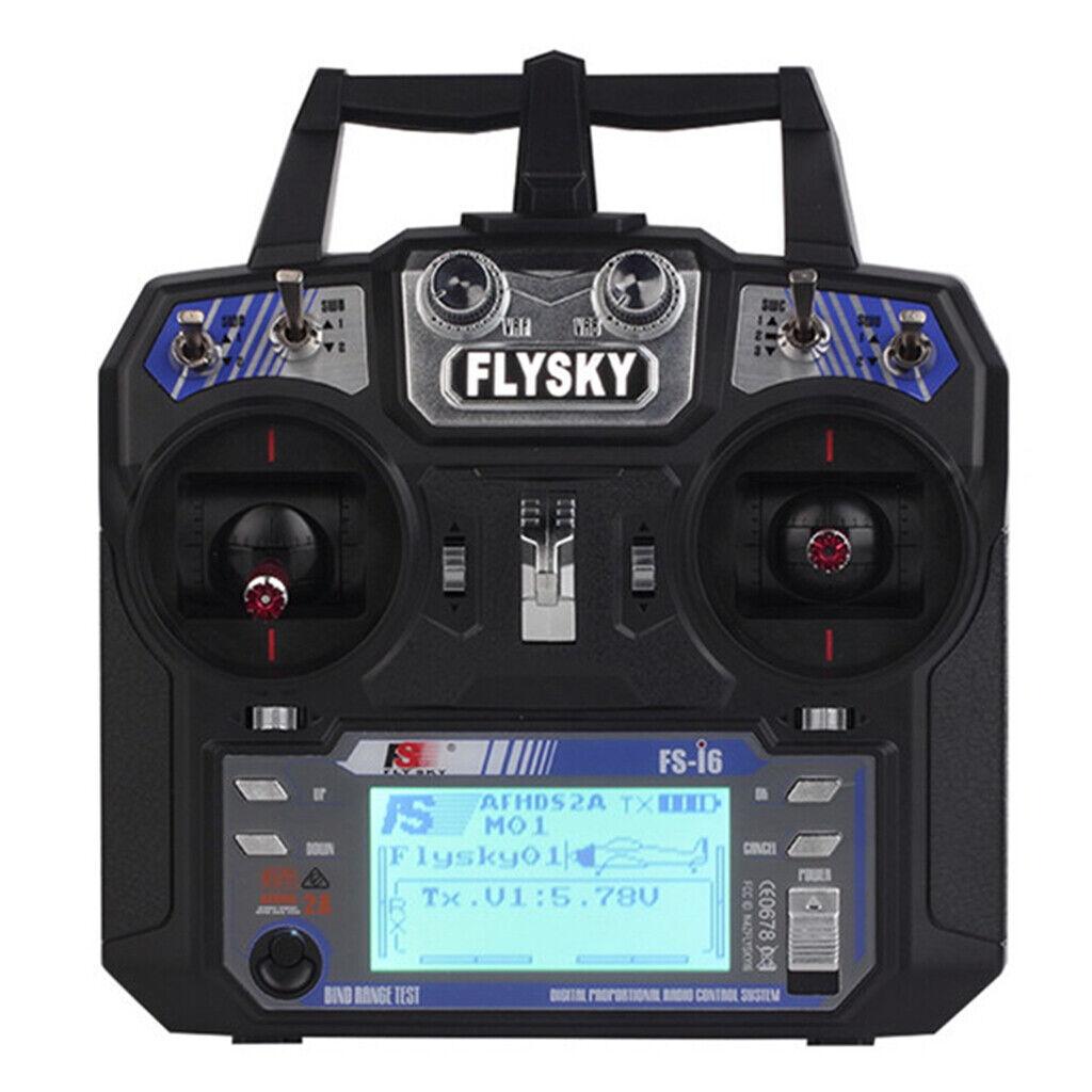 FS-i6 Flycielo AFHDS 6CH trasmettitore radio  & FS-iA6 Ricevitore per RC Giocattolo  forma unica