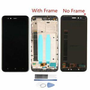 Ecran-LCD-Pour-Xiaomi-Mi-5X-Mi-A1-MiA1-LCD-ecran-Tactile-Numeriseur-Avec-Cadre
