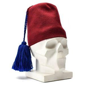 e2882c69 Genuine Italian army colonial fez hat wool new surplus military ...