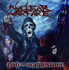 NUCLEAR WARFARE God Of Aggression CD ( o289 ) 162473