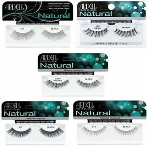 21d80ff618a Ardell 100% Human Hair False Eyelashes Fashion/Natural & Demi Lashes ...
