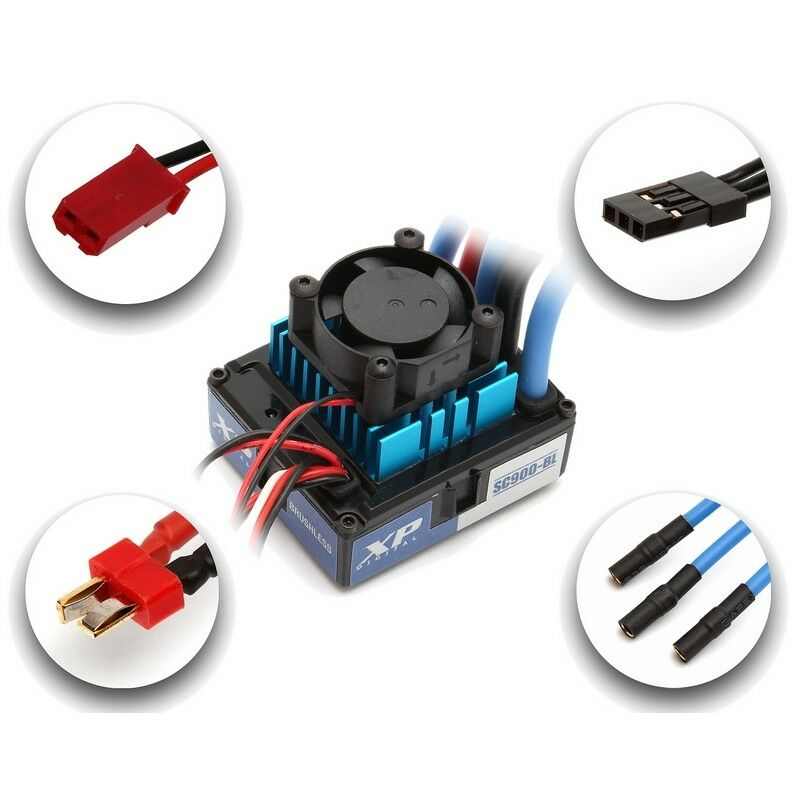 Team Associated 29139 Xp Sc900-Bl Brushless Esc