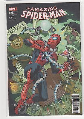 Amazing Spiderman #684 Silver Sable Sandman Doc Ock Avengers Black Widow 9.6