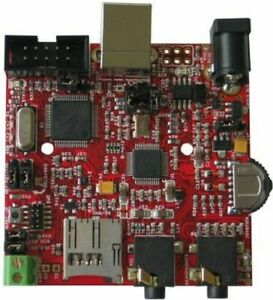MP3 Player Module with VS1053 Decoder//Encoder