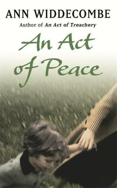 An Act of Peace von Ann Widdecombe (2013, Taschenbuch)