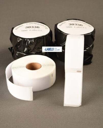 R 30336 Multipurpose White Label LabelWriters 400 450 Twin Turbo Duo 8 Rls DYMO