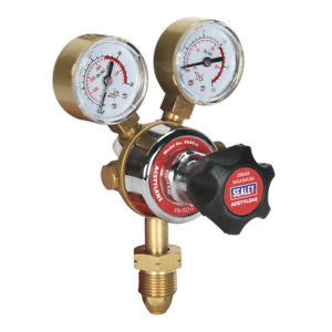 Acetylene-Regulator-Sealey-SGA4-by-Sealey-New