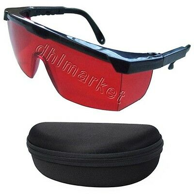 Protection Goggles Laser Safety Glasses Green Blue