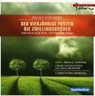 """Franz Schubert: Der vierj""""hrige Posten; Die Zwillingsbrder (CD, Sep-2008, Phoenix Edition)"""