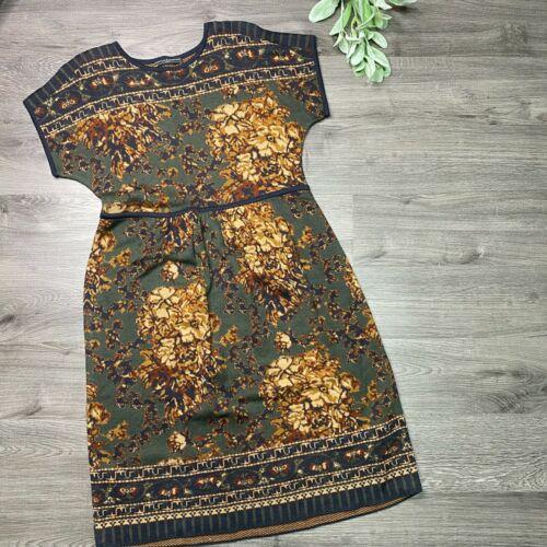 PERUVIAN CONNECTION Rose Toile pima cotton dress s