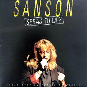 Veronique-Sanson-CD-Single-Seras-Tu-La-France-VG-EX