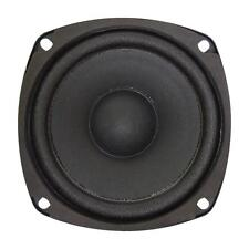 "NEW 4.5"" Extended Range Woofer Speaker.8ohm.Pin Cushion.4-1/2"" Home Audio.4.5in"