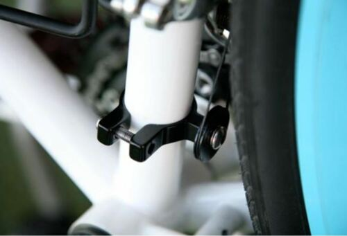 Problem Solvers Bicycle Cross Clamp//Pulley Convert Front Mech Bottom />Top Pull