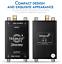 Indexbild 3 - DOUK-Audio-Hifi-ultrakompakter-MM-Phono-Plattenspieler-Vorverstaerker-Mini-Audio-Stereo