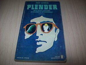 TED-LEWIS-PLENDER-OSCAR-CRIMINE-MONDADORI-573-1974-CAPOLABORO-AUTORE-GET-CARTER