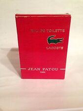 RARE Jean Patou Pour Homme Lacoste 4oz/ 120ml