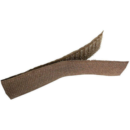 Light Stitches Conductive Hook and Loop Strip 10cm Length 25mm Width