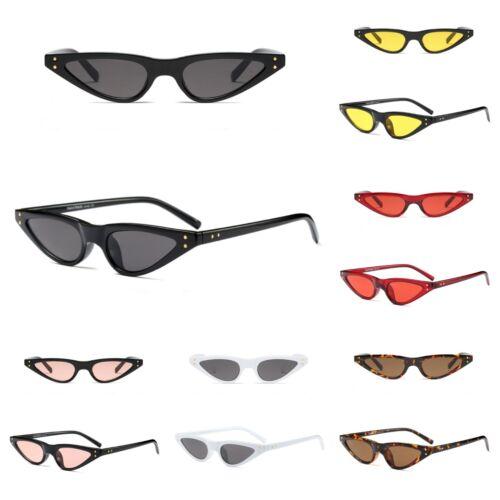 Womens Cateye Triangle Retro Vintage Styled Sunglasses  Quality  UV400 2018 UK